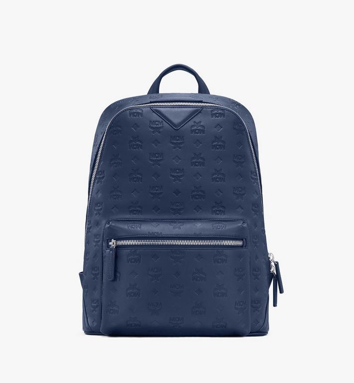 MCM Neo Duke Backpack in Monogram Leather Alternate View