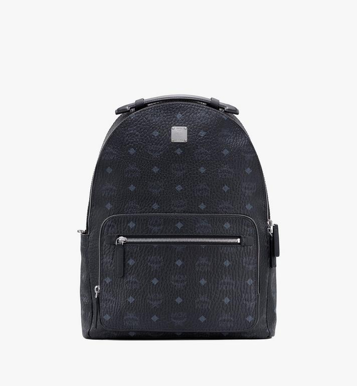 MCM 스타크 백팩 Black MMKASVE10BK001 Alternate View 1