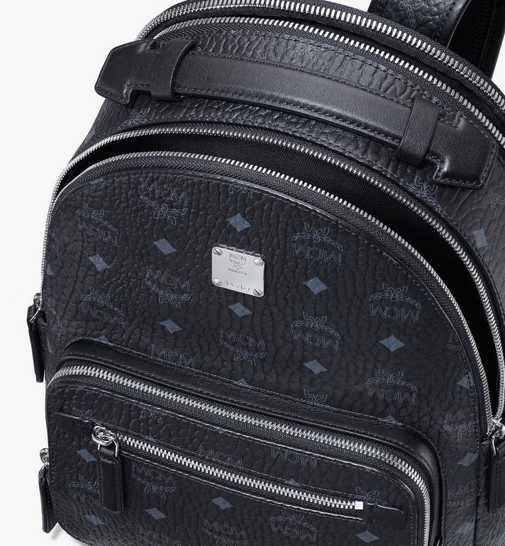 MCM Stark Backpack in Visetos Alternate View 4
