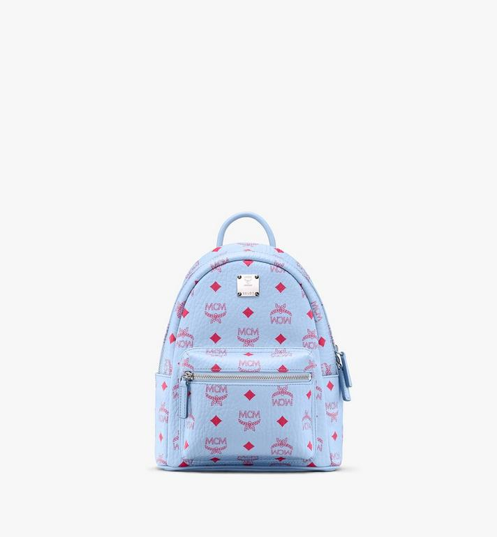 MCM Stark Backpack in Visetos Alternate View