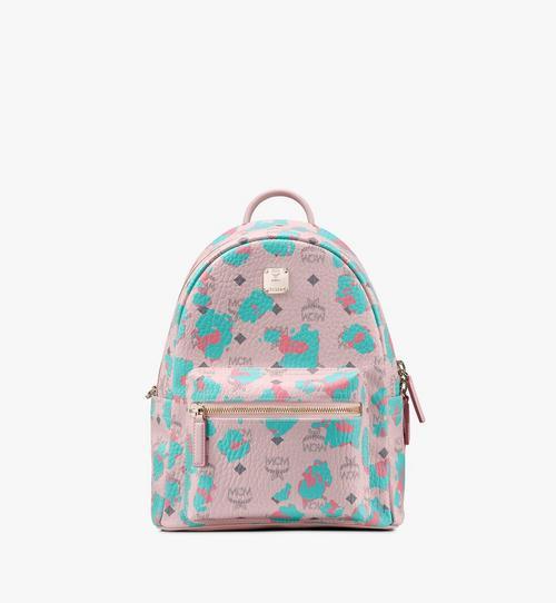 Stark Backpack in Floral Leopard