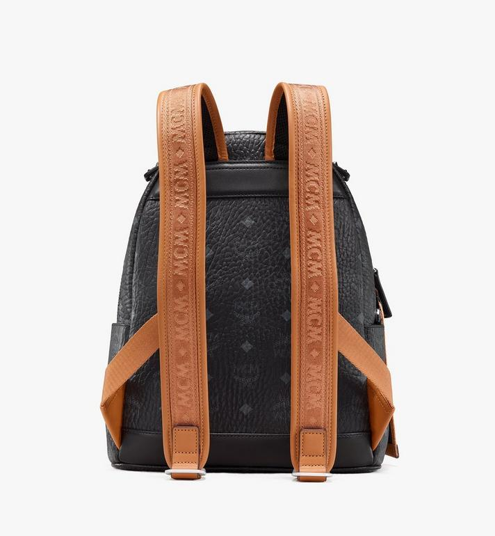 MCM BACKPACK-MMKASVE26 Cognac 4119 Alternate View 3