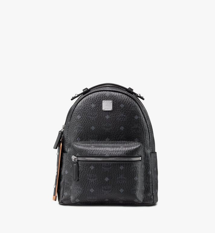 MCM 스타크 백팩 Black MMKASVE27BK001 Alternate View 1