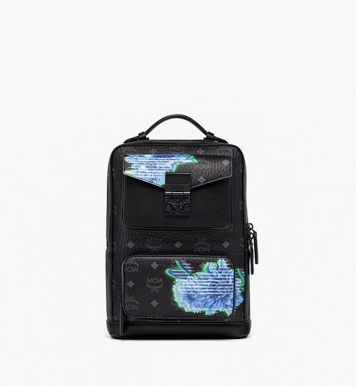 David Backpack in Tech Flower Visetos