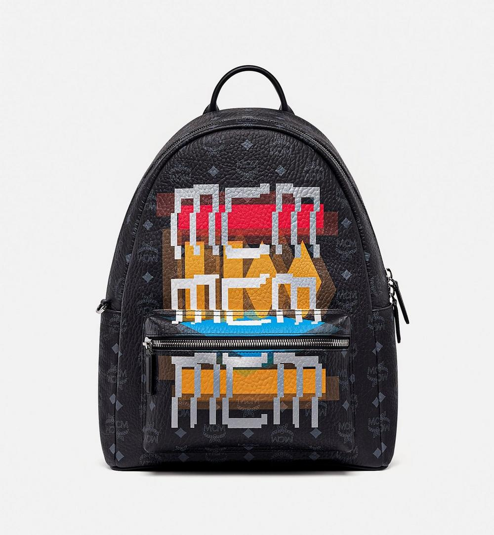 Stark Backpack in Geo Graffiti Visetos 1