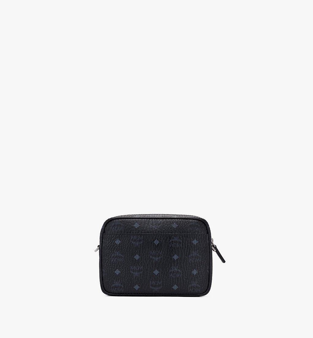 MCM Klassik Crossbody-Tasche in Visetos Black MMRAAKC02BK001 Noch mehr sehen 2