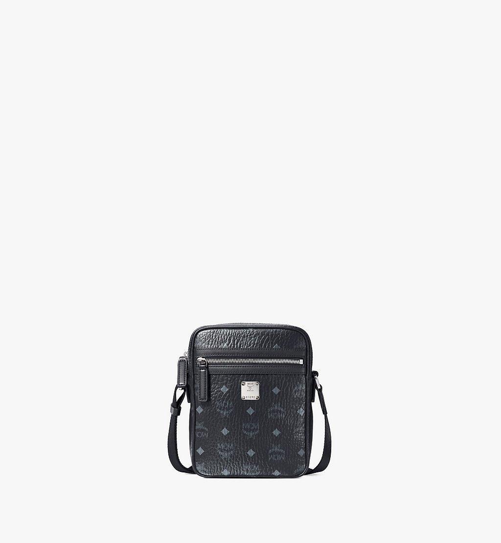 MCM Klassik Crossbody-Tasche in Visetos Black MMRAAKC04BK001 Noch mehr sehen 1