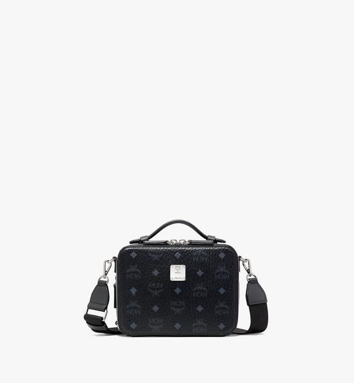 MCM Klassik Crossbody in Visetos Alternate View