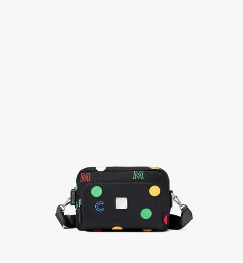 Klassik Crossbody in Polka Dot Nylon