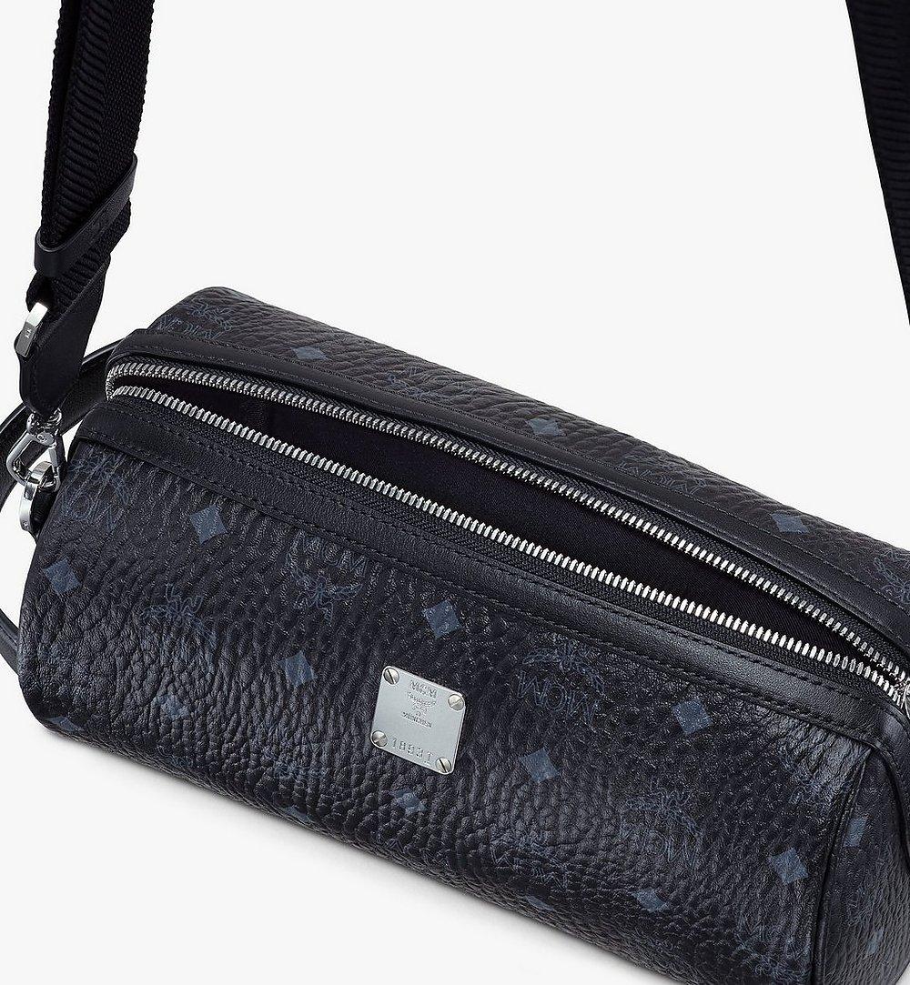 MCM Klassik Crossbody-Tasche in Visetos Black MMRASKC04BK001 Noch mehr sehen 3