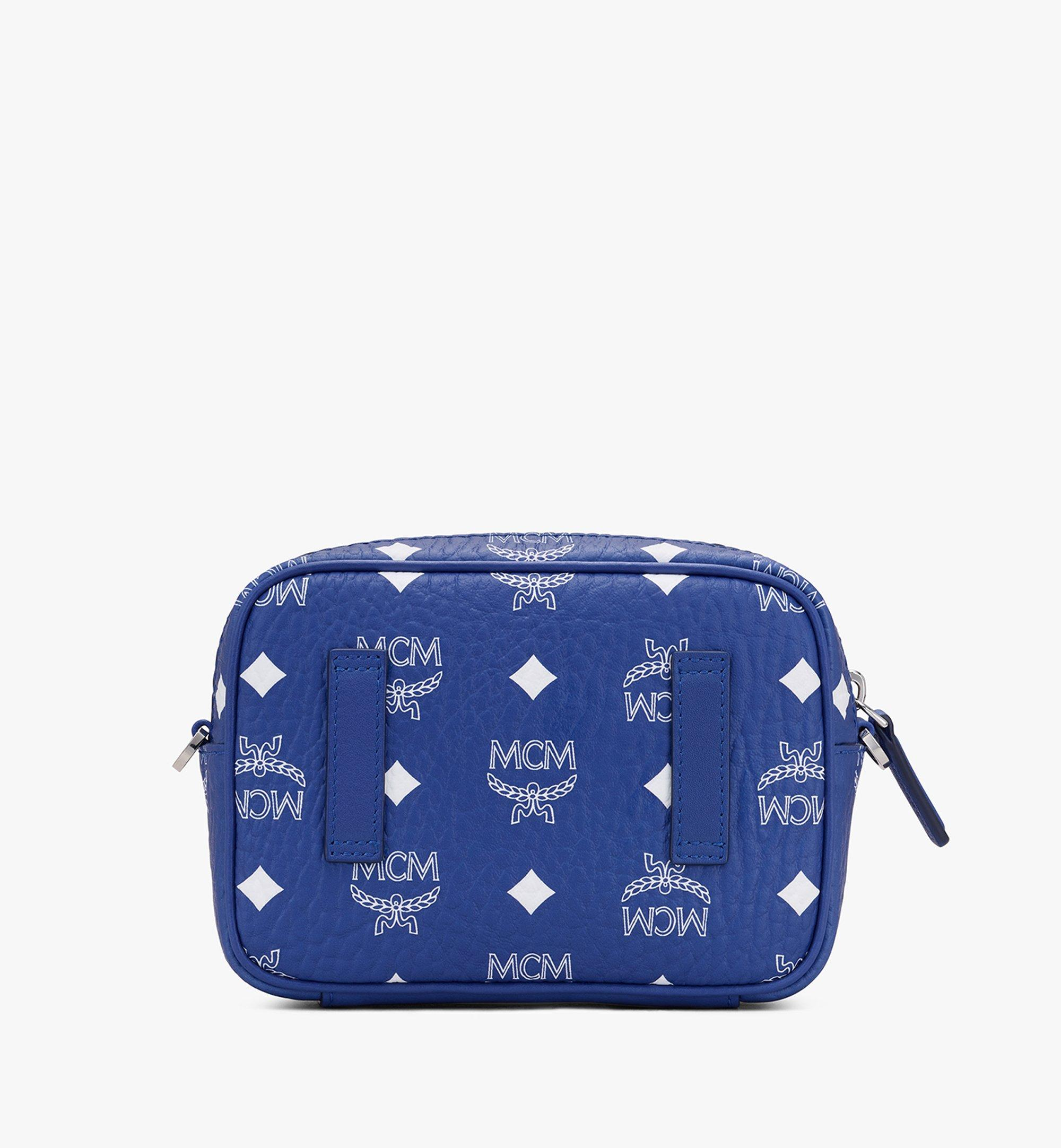 X Mini Klassik Crossbody Tasche in Visetos Surf the Web
