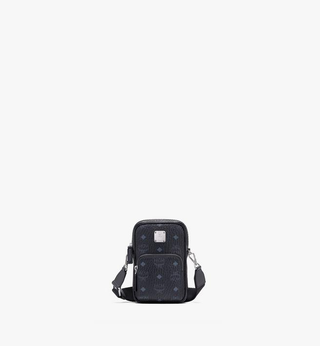 MCM Tech Crossbody in Visetos Alternate View