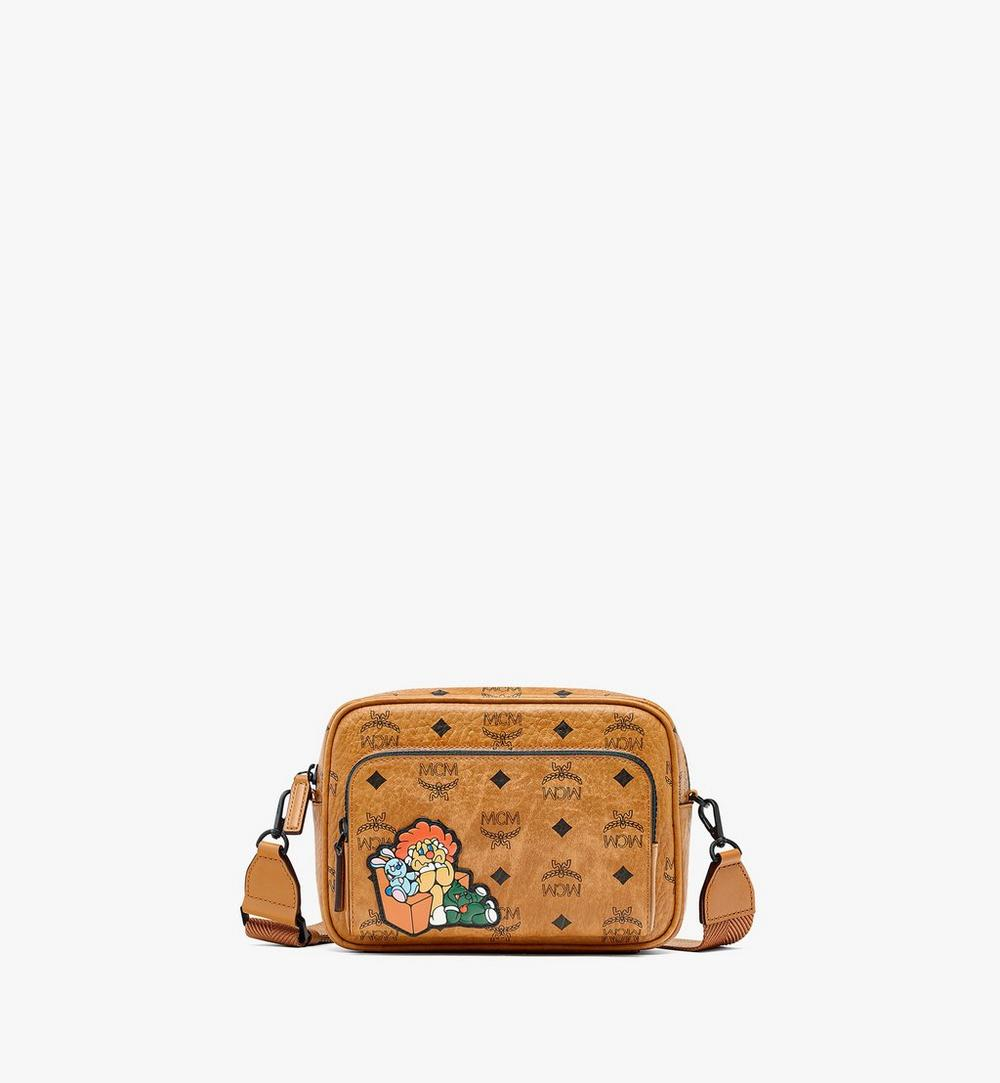 MCM x SAMBYPEN Crossbody in Visetos 1