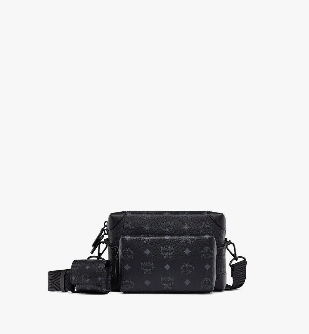 Soft Berlin Multifunction Crossbody in Visetos 1