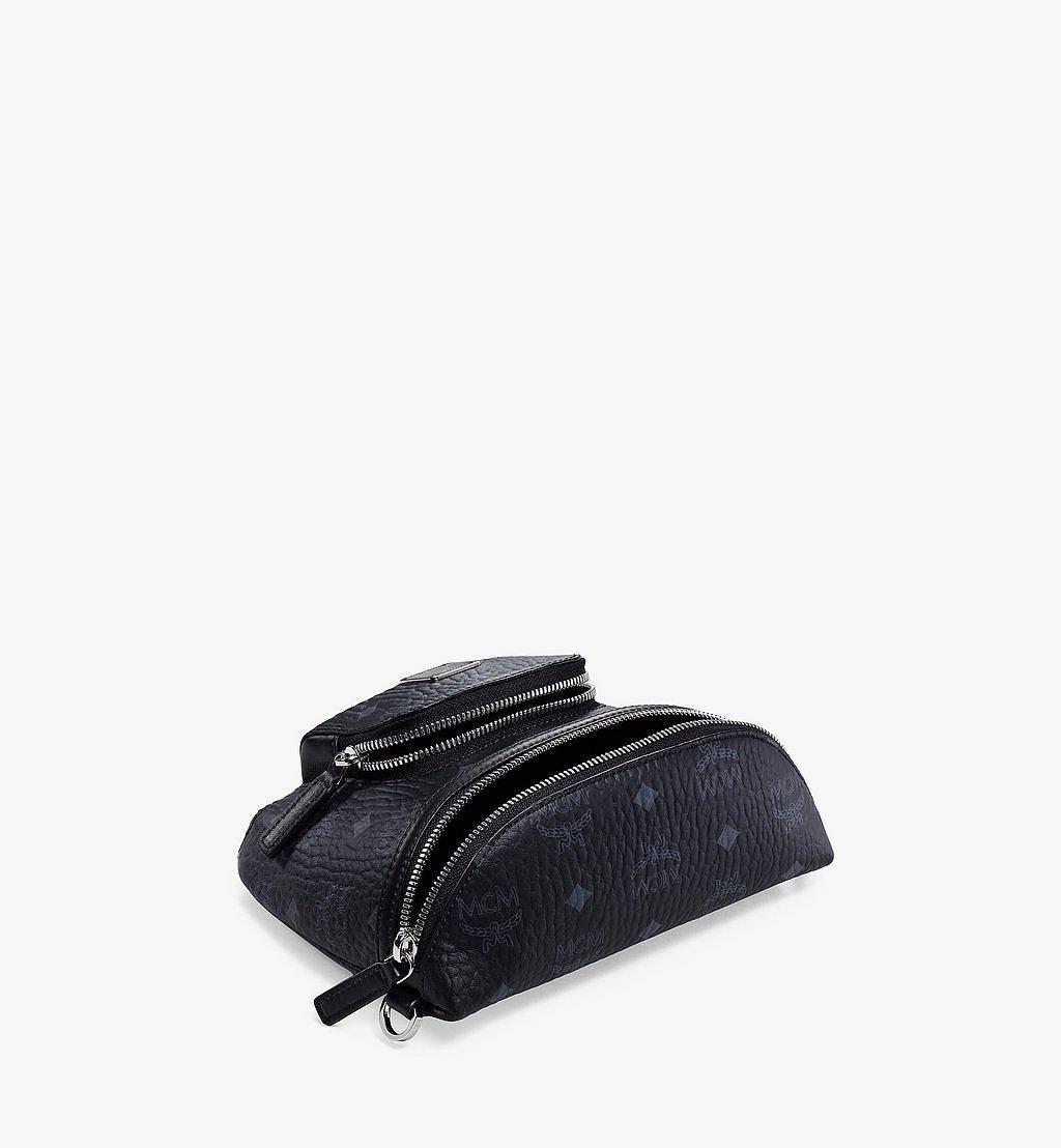 MCM Klassik Crossbody-Tasche in Visetos Black MMRBSKC07BK001 Noch mehr sehen 2
