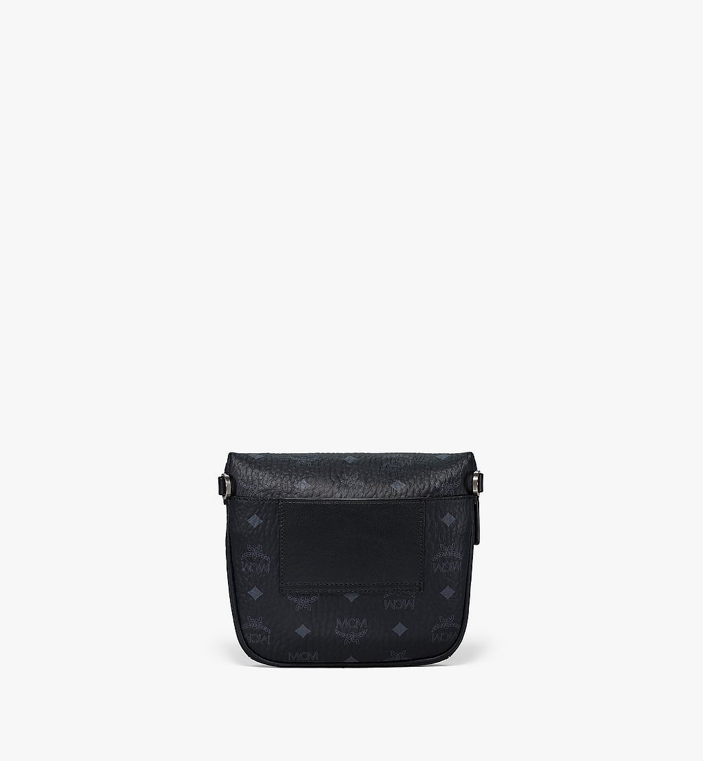 MCM Klassik Crossbody-Tasche in Visetos Black MMRBSKC07BK001 Noch mehr sehen 3