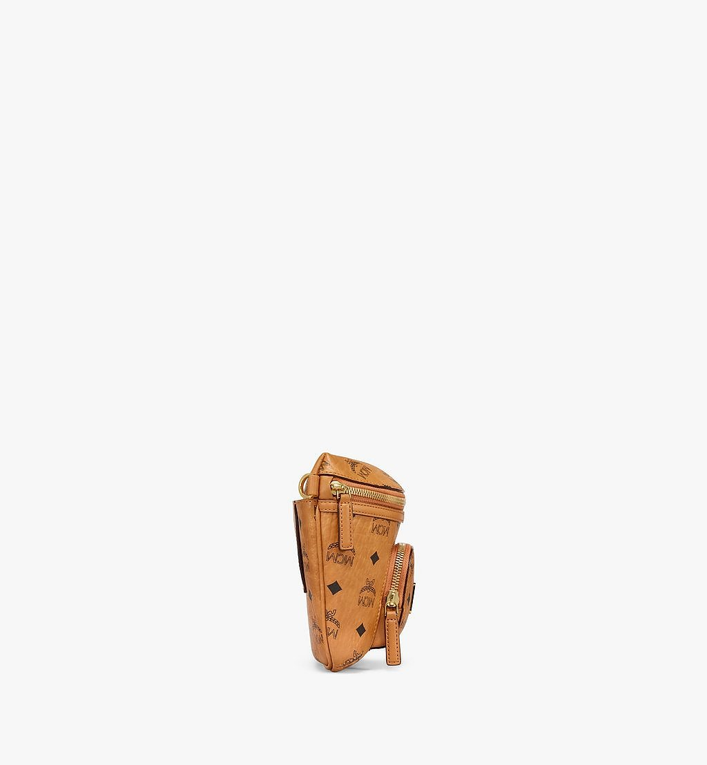 MCM Klassik Crossbody-Tasche in Visetos Cognac MMRBSKC07CO001 Noch mehr sehen 1
