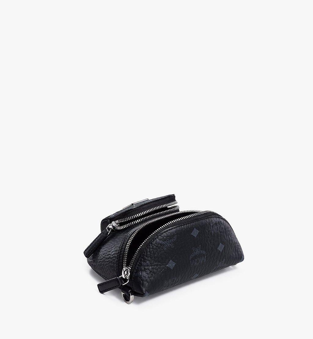 MCM Klassik Crossbody-Tasche in Visetos Black MMRBSKC08BK001 Noch mehr sehen 2
