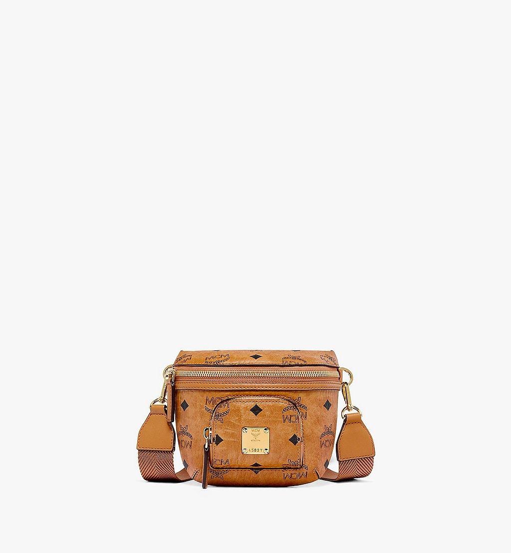 MCM Klassik Crossbody-Tasche in Visetos Cognac MMRBSKC08CO001 Noch mehr sehen 1