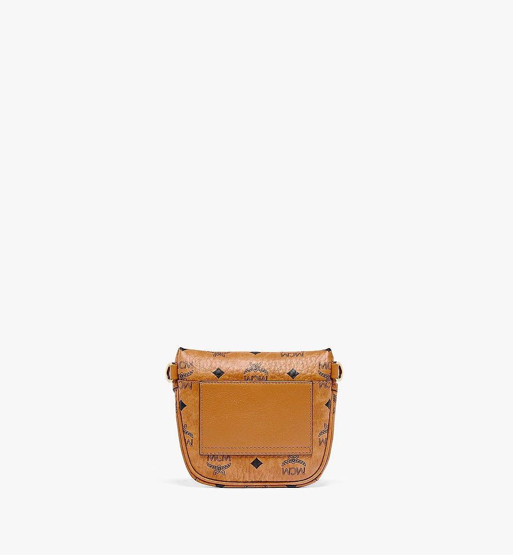 MCM Klassik Crossbody-Tasche in Visetos Cognac MMRBSKC08CO001 Noch mehr sehen 3
