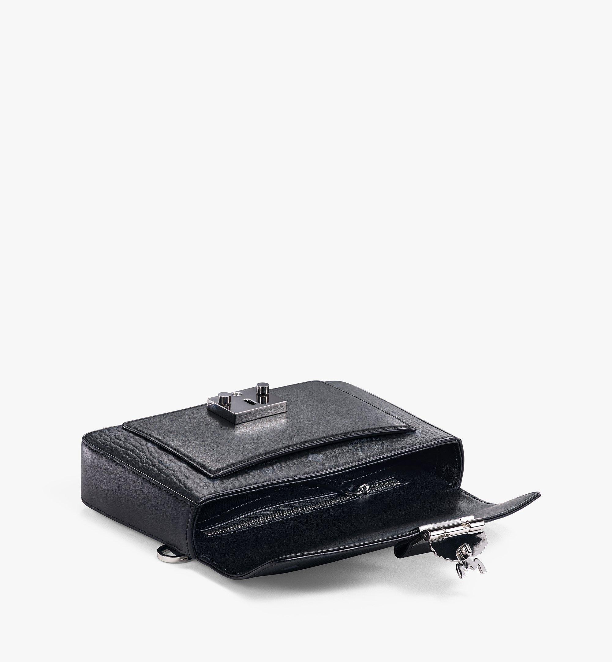 MCM Millie Crossbody-Tasche in Visetos Black MMRBSME03BK001 Noch mehr sehen 2
