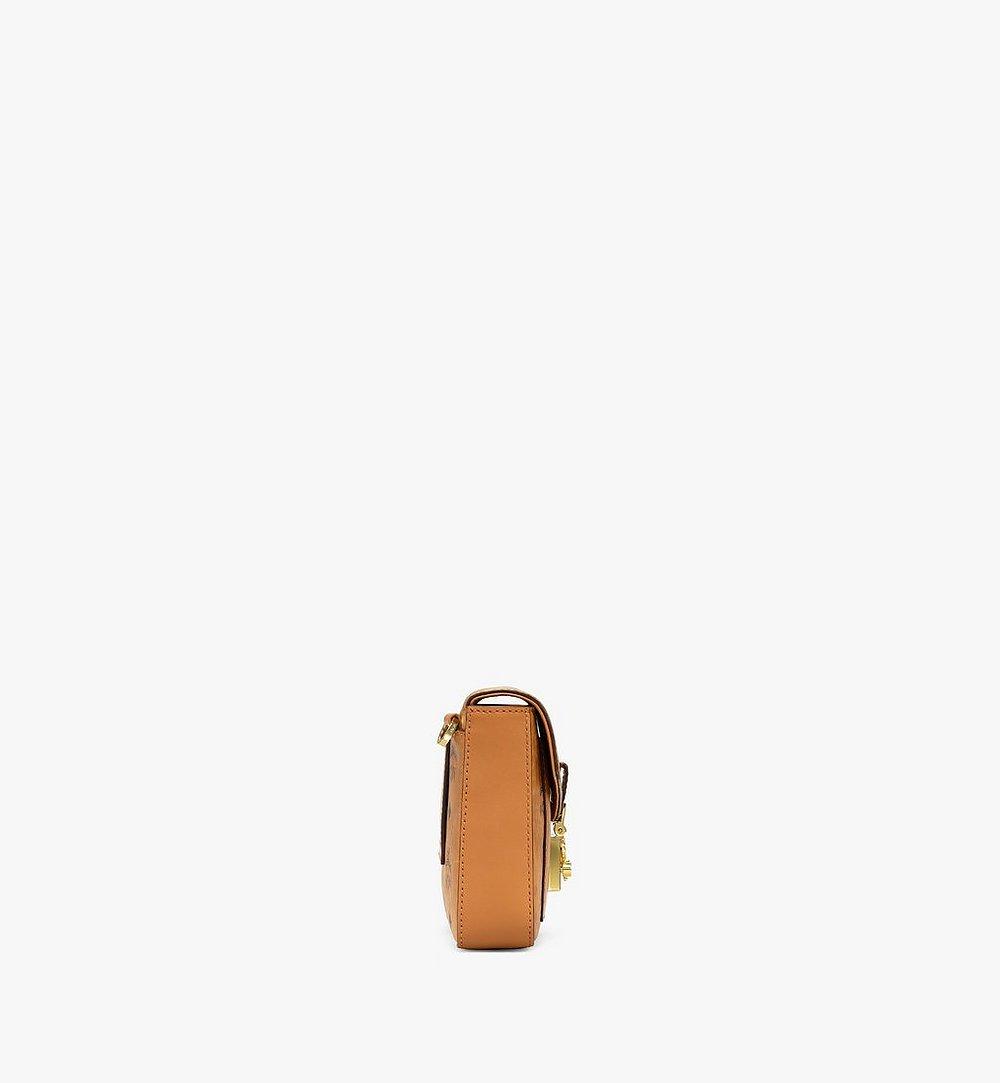 MCM Millie Crossbody-Tasche in Visetos Cognac MMRBSME03CO001 Noch mehr sehen 1