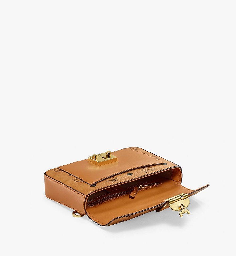 MCM Millie Crossbody-Tasche in Visetos Cognac MMRBSME03CO001 Noch mehr sehen 2