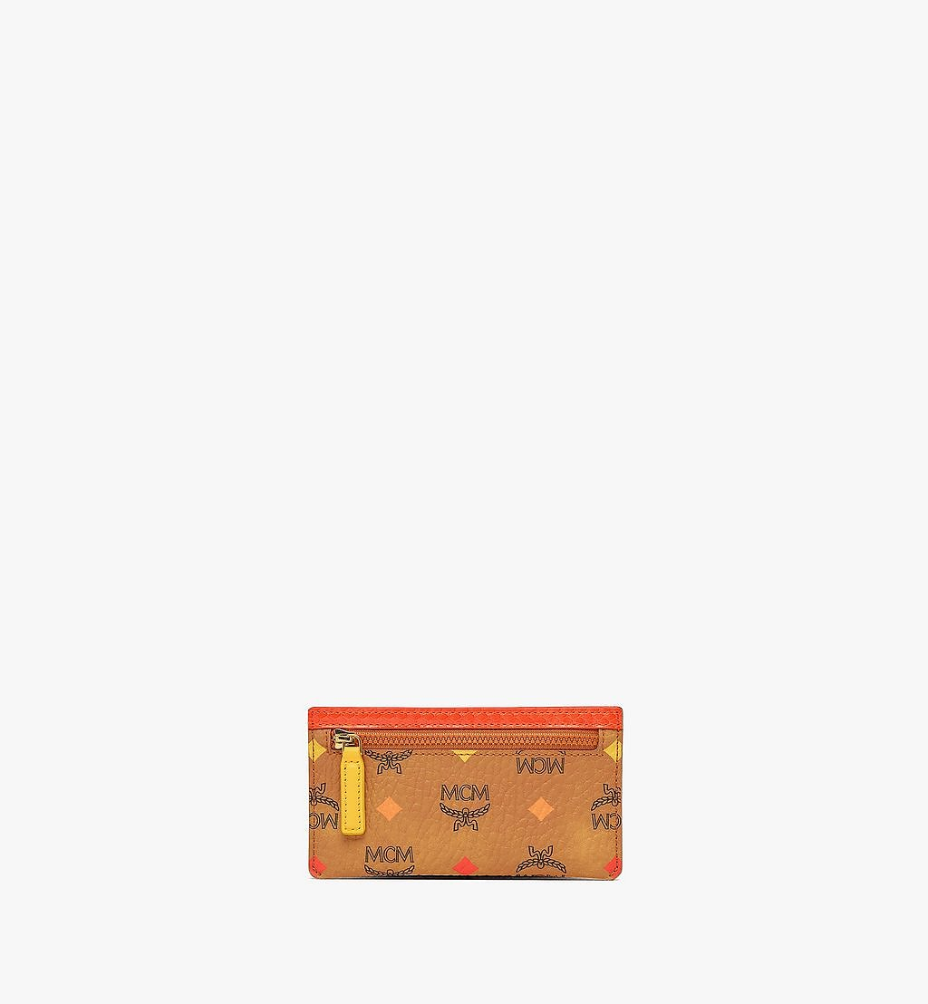MCM Upcycling Project Crossbody in Visetos Cognac MMRBSUP01CO001 Alternate View 4