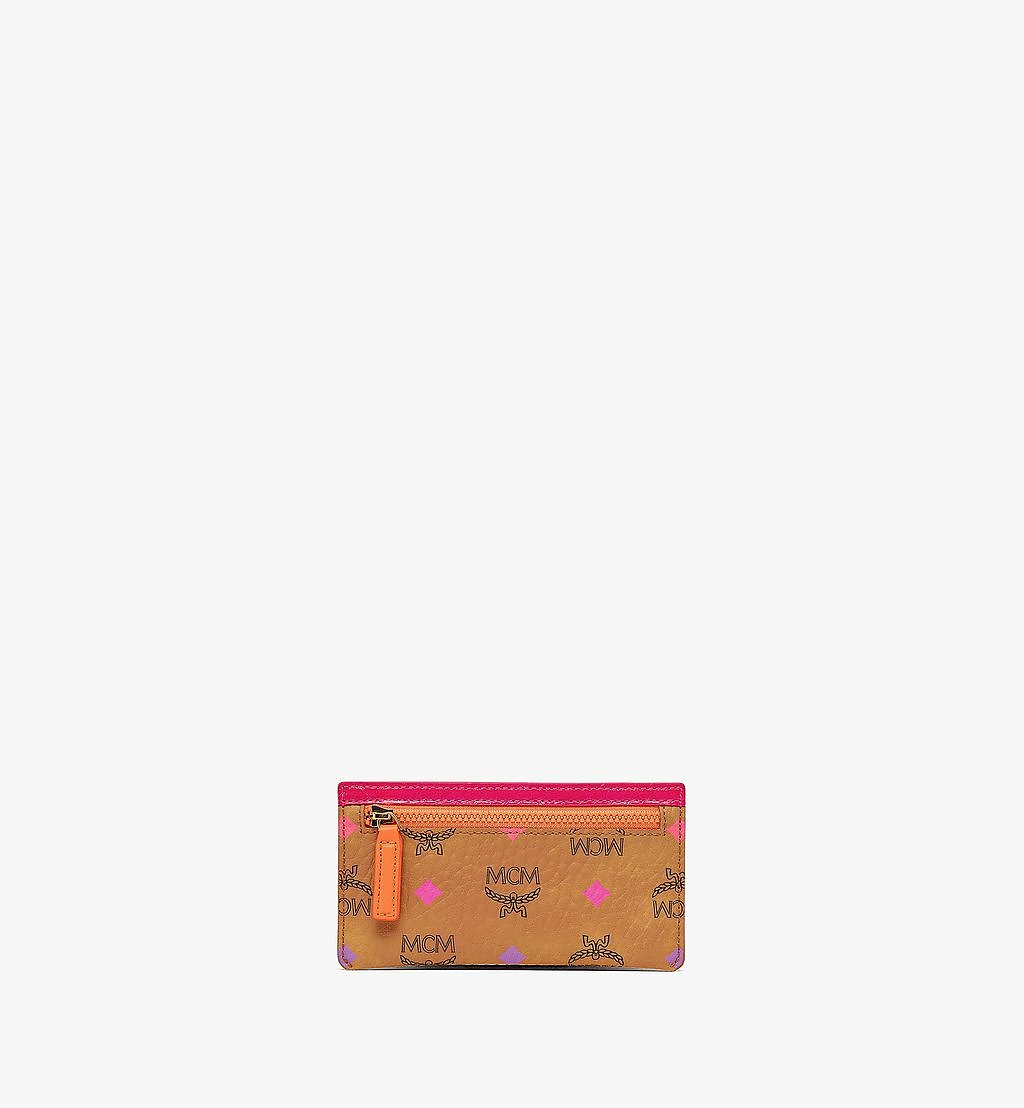 MCM Upcycling Project Crossbody in Visetos Orange MMRBSUP01OR001 Alternate View 4