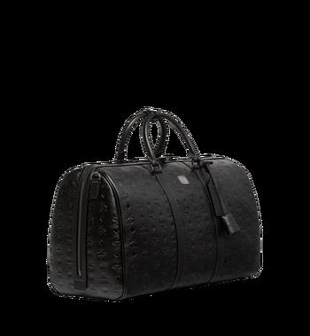 MCM Traveler Weekender in Monogram Leather MMV8SOT42BK001 AlternateView2