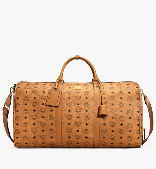 Traveler Weekender Bag in Visetos