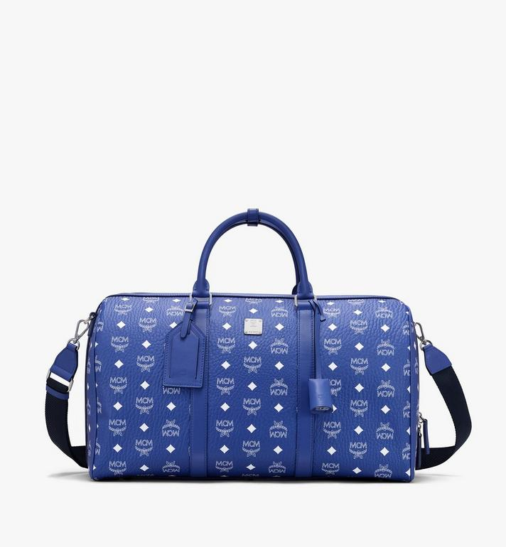 MCM WEEKENDER-MMVASVY02 Blue 4116 Alternate View 1