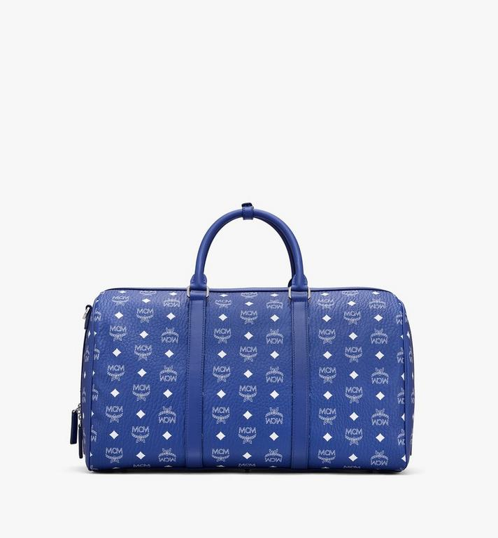 MCM WEEKENDER-MMVASVY02 Blue 4116 Alternate View 3