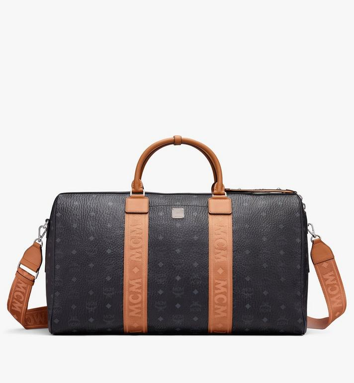MCM Traveler Weekender Bag in Visetos Alternate View