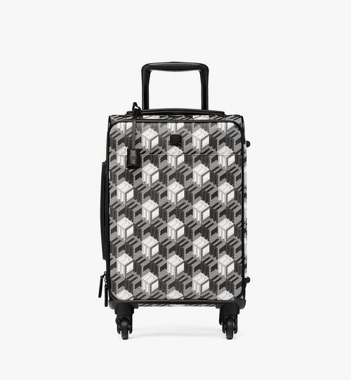 Traveler Cabin Trolley in Cubic Monogram Canvas