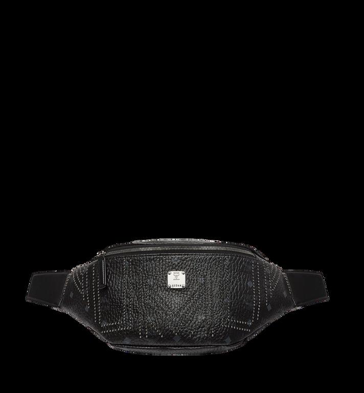 MCM Stark Belt Bag in Gunta M Studs Visetos Alternate View