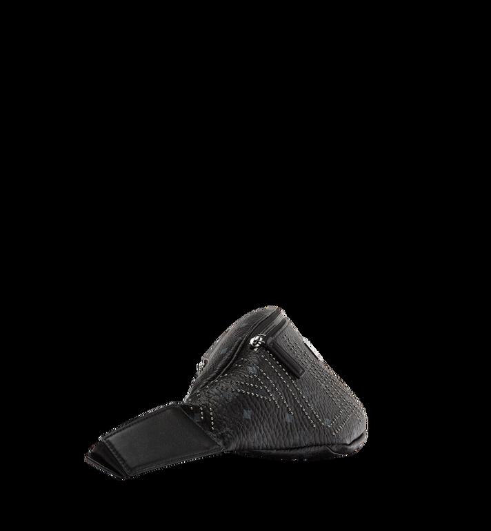 MCM Stark Belt Bag in Gunta M Studs Visetos Alternate View 3