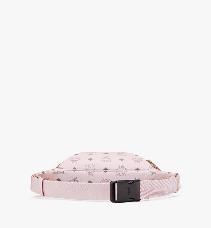 MCM Fursten Belt Bag in Visetos Pink MMZAAFI04QH001 Alternate View 3