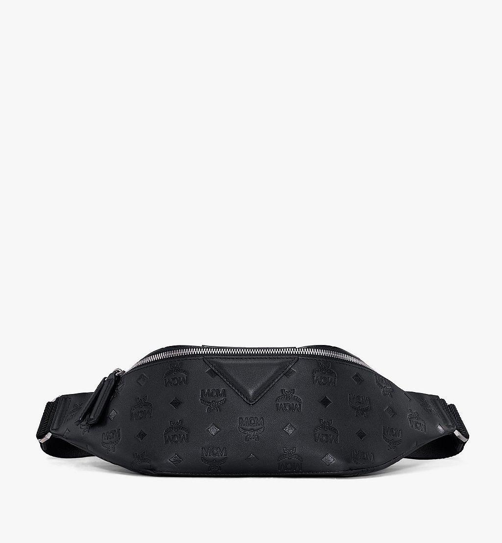 MCM Fursten Gürteltasche aus Leder mit Monogramm Cognac MMZAAFI07BK001 Noch mehr sehen 1