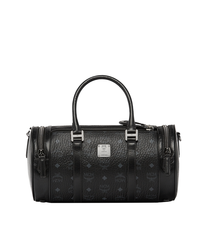 MCM Rolle Boston Bag in Visetos Alternate View