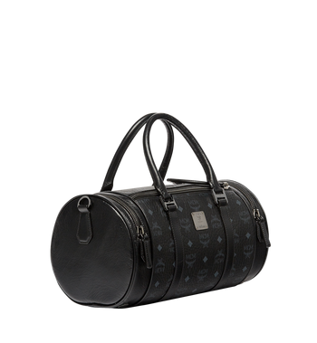MCM Rolle Boston Bag in Visetos Alternate View 2