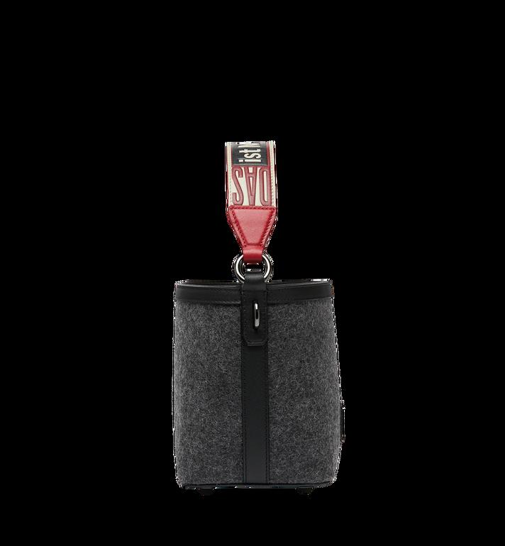 MCM 〈ローデン〉 バケットバッグ ダス・イスト・ウール MUD8ASD01EP001 AlternateView3
