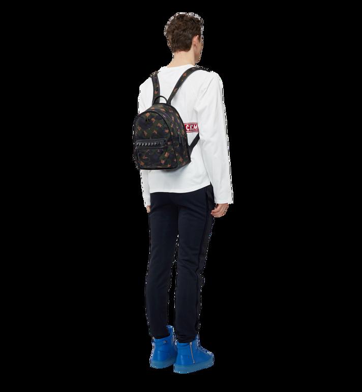 MCM Dieter Backpack in Munich Lion Camo Nylon MUK7ADT02GX001 AlternateView6