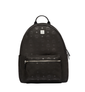 MCM Stark Classic Backpack in Monogram Nylon Alternate View 1