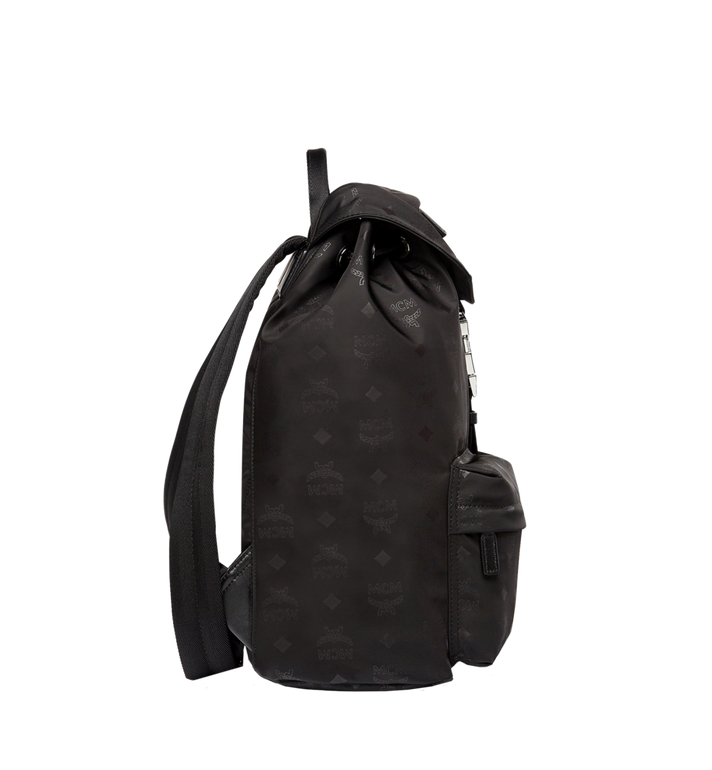 MCM Kreuzberg Rucksack in Monogram Nylon Alternate View 3