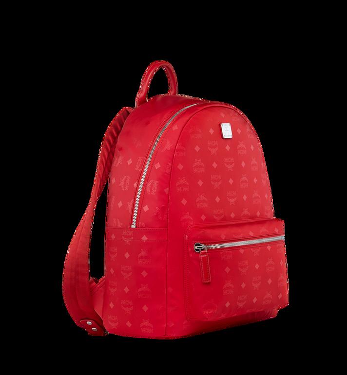 MCM Dieter Teardrop Backpack in Monogram Nylon MUK8ADT10RJ001 AlternateView2