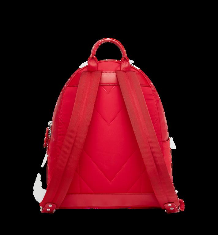MCM Dieter Teardrop Backpack in Monogram Nylon MUK8ADT10RJ001 AlternateView4