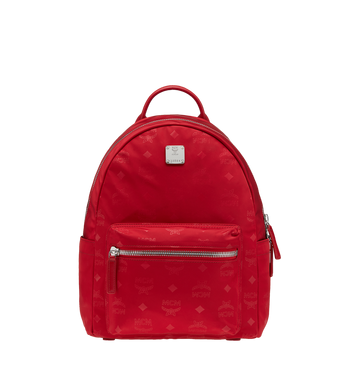 MCM Dieter Teardrop Backpack in Monogram Nylon MUK8ADT11RJ001 AlternateView