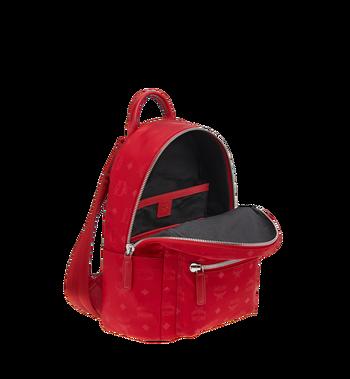 MCM Dieter Teardrop Backpack in Monogram Nylon MUK8ADT11RJ001 AlternateView5