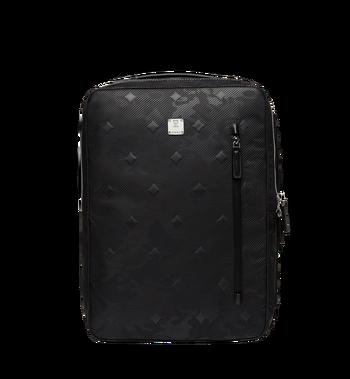 MCM Dieter Briefpack in Textured Camo Nylon MUK8ADT62BK001 AlternateView